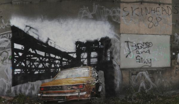 Portfolio naszych murali