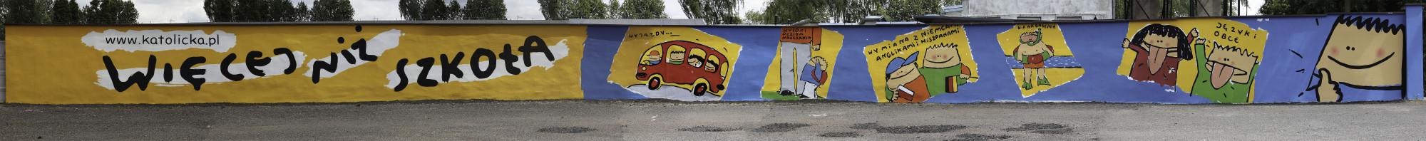 Mural - Artystyczne malarstwo ścienne