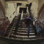 mural Schody