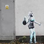 Dziewczyny na ścianie » MURALE Art